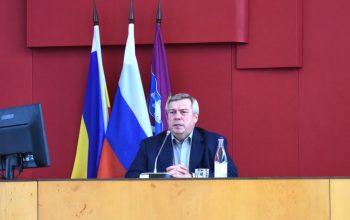 Губернатор обсудил нацпроекты с активом района