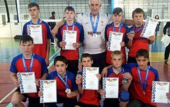 Серебро с турнира «Серебряный мяч»
