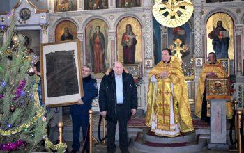 Семь икон для Свято-Покровского храма