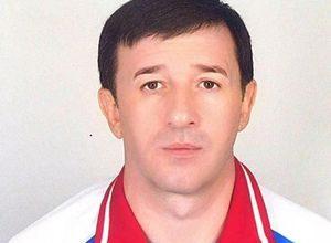 Заслуженный  тренер  России