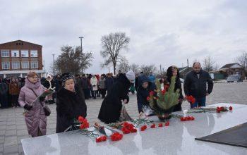 Константиновцы почтили память освободителей родного города
