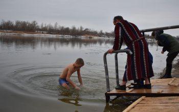 О безопасности крещенского купания