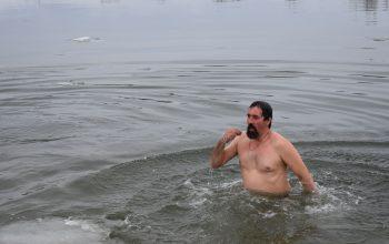 Место для крещенского купания будет оборудовано на городском пляже