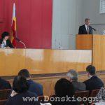 Отчет об итогах работы  главы администрации Константиновского района