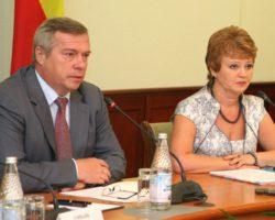 Принят закон о бюджете Ростовской области.