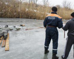 Тонкий лёд опасен для жизни