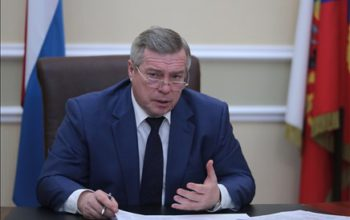 Глава региона Василий Голубев провел личный прием граждан