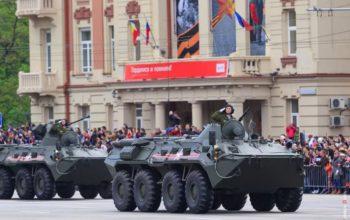 В донской столице началась подготовка к параду Победы