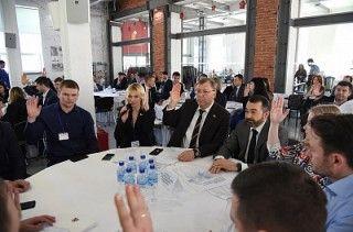 Молодые депутаты Ростовской области приняли участие в дискуссии по реализации Национальных проектов на Дону